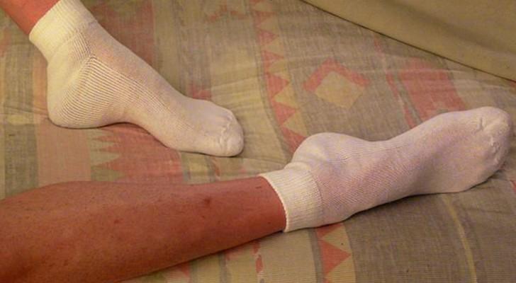 Ecco perché dovresti sempre andare a dormire con i calzini ai piedi... secondo la scienza
