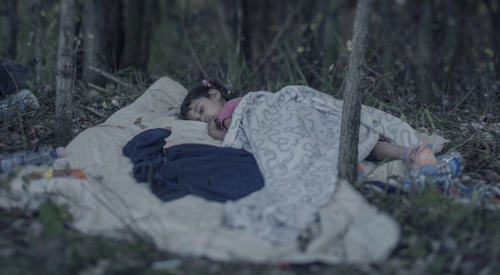 Een Fotograaf Laat Ons Zien Waar Syrische Kinderen Slapen Terwijl Ze Vluchten Voor De Oorlog