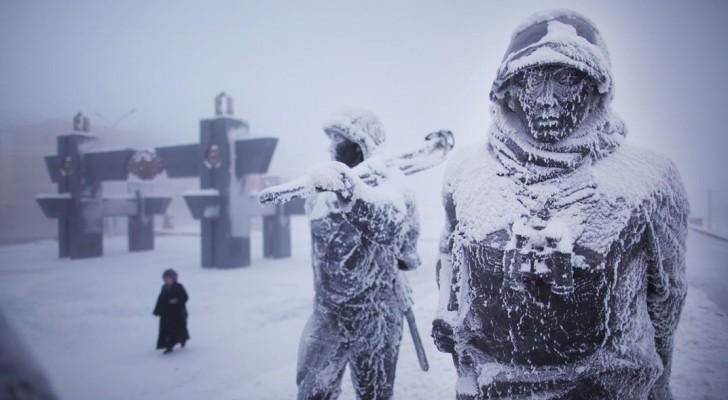 Il villaggio più freddo del mondo: ecco cosa vuol dire vivere a -71.2 °C