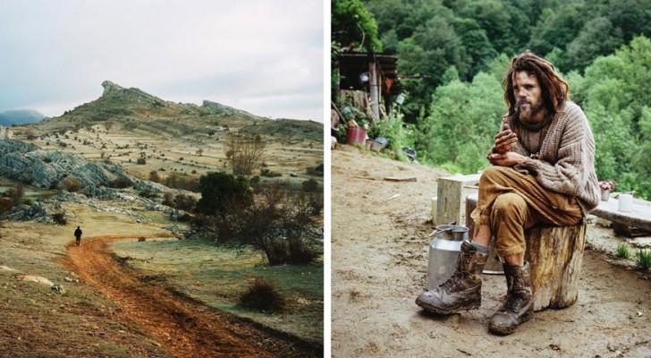 Un photographe raconte la vie de ceux qui ont décidé de vivre sans technologie