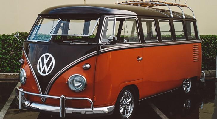 Volkswagen kündigt die Rückkehr des berühmten Bullis an...mit einem neuen Detail
