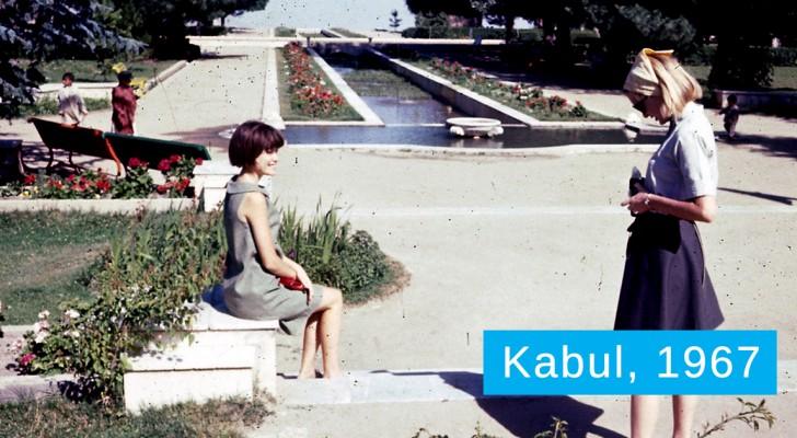 L'Afghanistan avant la guerre et les talibans: 20 photos qui vont vous faire réfléchir
