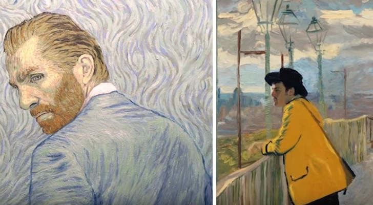 I quadridi Van Gogh prendono vita: ecco il primo film