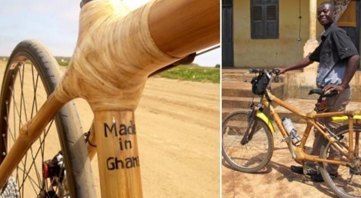 Diese Räder aus Bambus ändern das Leben eines ganzen Dorfes!