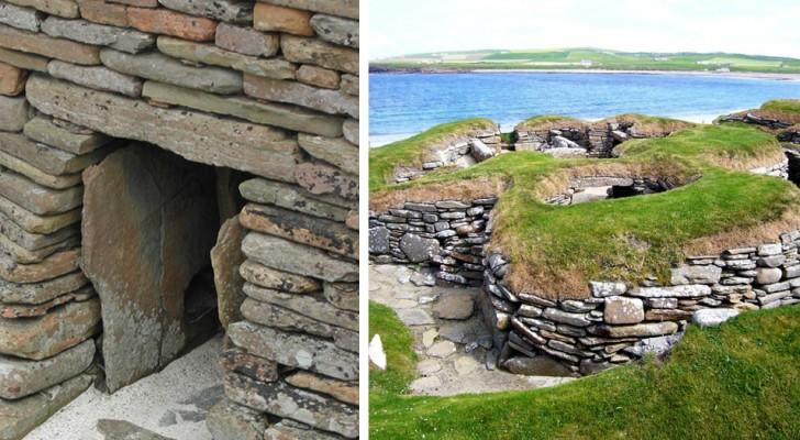 Ein Bauer entdeckt eine Öffnung im Boden und findet ein 5000 Jahre altes Dorf