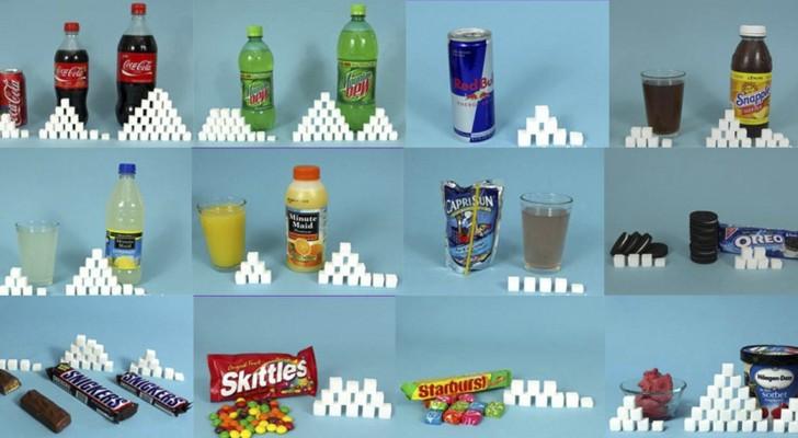 Suiker, onze vijand: hoeveel we ervan binnenkrijgen per dag zonder dat te weten