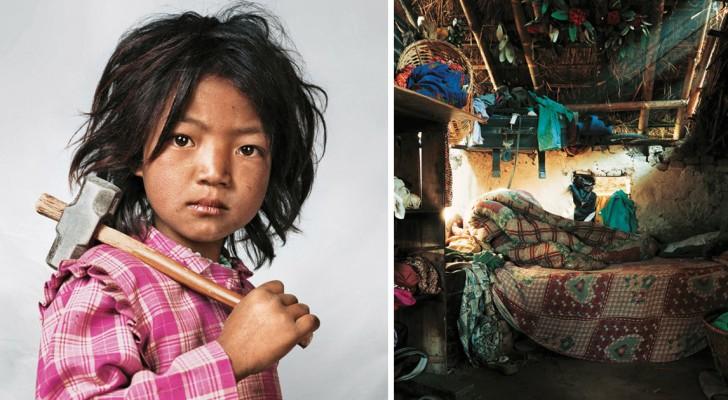 Il parcourt le monde en photographiant les chambres d'enfants : le résultat ne vous laissera pas indifférent