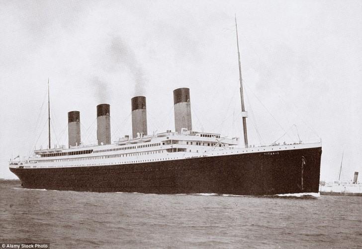 De 'Nieuwe' Titanic Zal In 2018 Gaan Varen En Is Vrijwel Identiek Aan Zijn Voorganger
