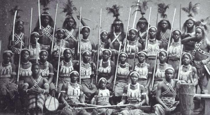 Das waren die Töterinnen von Dahomey, die gefürchtetsten Frauen der Geschichte