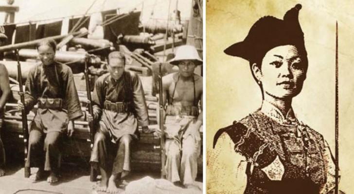 Elle dominait les mers de la Chine au début du 19e siècle: voici la pirate la plus redoutée de l'histoire