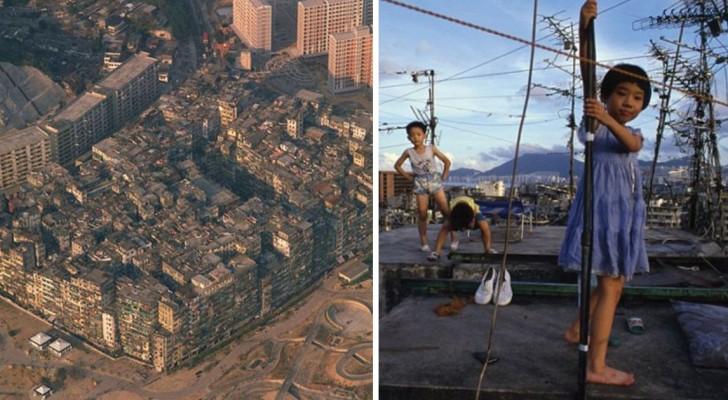 Le bidonville de Hong Kong: voici ce que c'était que d'habiter dans l'endroit le plus peuplé de la planète