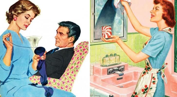Voici les règles que la femme devait suivre en 1955 pour être une bonne épouse