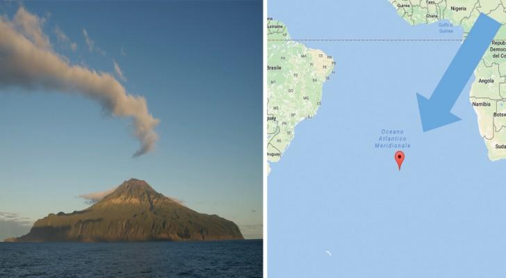 Sie ist nur über eine 7 tägige Seereise erreichbar: Die abgelegenste menschliche Siedlung der Welt