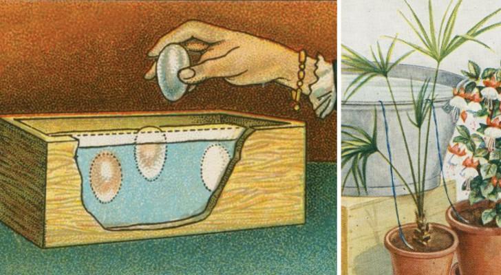 8 geniale Tricks zum nachmachen... mehr als 100 Jahre alt